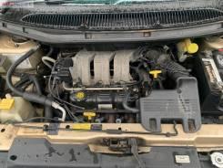 Двигатель в сборе. Chrysler Voyager, GS, RG 6G72, A588, EDZ, EGA, EGH, ENR, R425, R428, VM425. Под заказ
