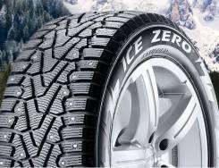 Pirelli Ice Zero. зимние, шипованные, 2018 год, б/у, износ до 5%