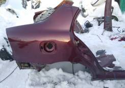 Крыло заднее правое Chevrolet Lanos