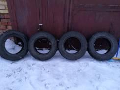 Dunlop SP Winter Ice 01. зимние, шипованные, б/у, износ до 5%