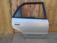 Дверь боковая задняя контрактная R Toyota Carib AE111 4286