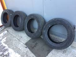 Bridgestone Blizzak DM-V1. зимние, без шипов, 2011 год, б/у, износ 50%