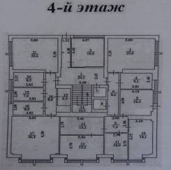 Продам нежилые помещения под хостел. Улица Ленинградская 33а, р-н КП, 255,3кв.м.