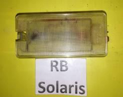 Фонарь освещения багажника Hyundai Solaris RB 92601-3F000