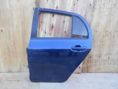Дверь боковая задняя контрактная L Toyota Vitz SCP90 4322