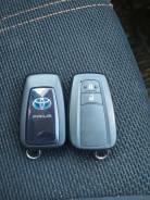 Ключ зажигания, смарт-ключ. Toyota C-HR Toyota Prius, ZVW50, ZVW50L Toyota Alphard