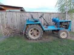 Самодельная модель. Продам самодельный трактор, 15 л.с.