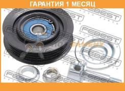 Ролик натяжной ремня кондиционера FEBEST / 0187AT220. Гарантия 1 мес.