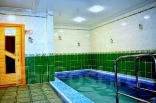 "Сауна ""Бодрость'' (большой бассейн, бильярд, караоке. ) от 800руб/час"