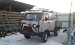 УАЗ-33094 Фермер. Продам уаз фермер 2002 года, 2 500куб. см., 1 000кг., 4x4