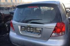 Крышка багажника. Chevrolet Aveo, T200