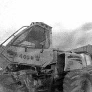 HSM. В Свердловске Харвестер 405H 28 WD, г/н 66СТ4215, 2006 г. в.