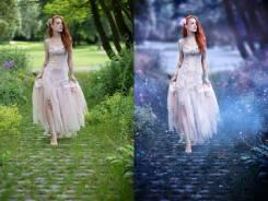 Фотошоп обработка фотографий