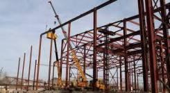 Демонтаж металлоконструкции. Утилизация металлолом