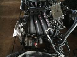 Двигатель в сборе 4WD