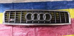 Решетка радиатора. Audi A4, 8E2, 8E5 Audi S4, 8E2, 8E5 AKE, ALT, ALZ, AMB, AMM, ASN, AVB, AVF, AVJ, AVK, AWA, AWX, AYM, BAU, BBJ, BBK, BCZ, BDG, BDH...