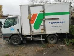 Mitsubishi Fuso Canter. Продам грузовик ММС-canter фургон, 3 569куб. см., 2 165кг., 4x2