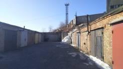 Гаражи капитальные. улица Часовитина 12, р-н Борисенко, 34,4кв.м., подвал. Вид снаружи