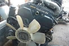 Двигатель 5VZ-FE на Toyota Hilux SURF VZN185, VZN185W.