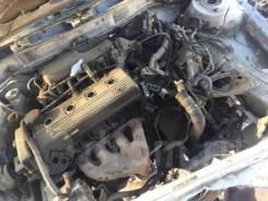 ДВС Toyota 4a в разбор