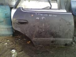 Дверь задняя правая Toyota marino ceres ae101