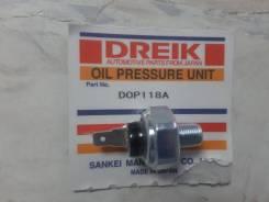 Датчик давления масла (плоский контакт) Dreik [DOP118A]