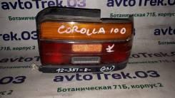 Задний фонарь. Toyota Corolla, AE100, AE101, AE102, AE104, CE100, CE104, EE100, EE101, AE100G, AE101G, AE104G, CE100G 2C, 2E, 4AF, 4AFE, 4AGE, 4EFE, 5...