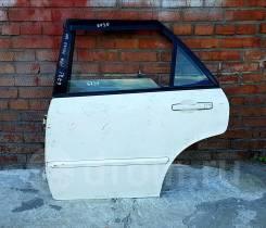 Дверь ( гoлoe жeлeзo ) задняя левая Honda Accord CF6