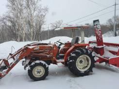 Kubota. Трактор Кубота 32л. с, 32 л.с.