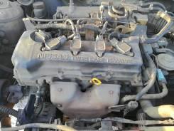 Двигатель Nissan Sunny QG15