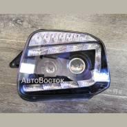 Тюнинг LED Фары передние Suzuki Jimny Чёрные