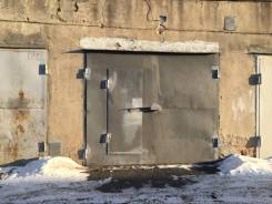 Гаражи капитальные. улица Толстого 37, р-н Некрасовская, 18,0кв.м., электричество, подвал. Вид снаружи