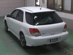 Дверь задняя левая Subaru Impreza GDA/GDC/GDD/GDE/GG2/GG3/GG4/GG5