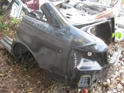 Крыло Audi A6 (C6 4F) 2004-2011 [4F5809837A], левое заднее