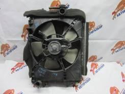 Вентилятор охлаждения радиатора. Toyota Passo, KGC15, KGC10, QNC10 1KRFE, K3VE