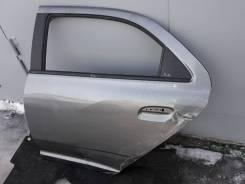 Дверь задняя левая Chevrolet Cobalt Шевроле Кобальт Ravon R4 Равон Р4