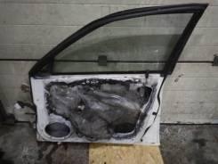 Дверь боковая mazda familia bj5p 98-08 белая седан