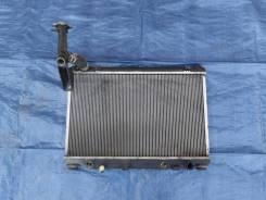Радиатор охлаждения двигателя. Mazda Demio, DY3R, DY3W, DY5R, DY5W Mazda Verisa, DC5R, DC5W
