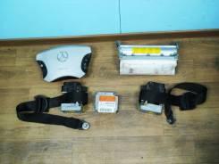 Комплект безопасности Mercedes S W220 CL W215