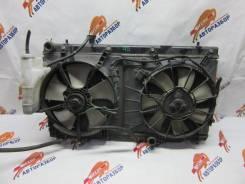 Вентилятор охлаждения радиатора. Honda Airwave, GJ1 L15A