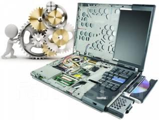 Срочный ремонт ноутбуков и телефонов от 15 минут, чиним сами