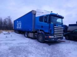 Scania. Продам сцепку скания, 20 000кг., 4x2
