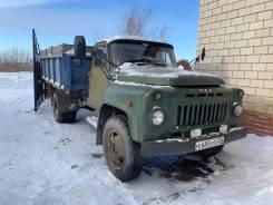 ГАЗ 53Б. Грузовой самосвал газ 53, 3 000куб. см., 5 000кг., 4x2