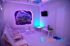 Строительство соляных пещер, комнат и спелеокамер