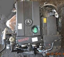 Двигатель Mercedes M271950 271950 Kompressor 1.8 литра Mercedes W204