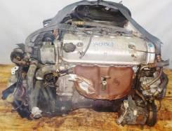 ДВС с КПП, Honda D13B - AT S48A FF carburator