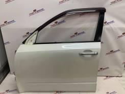 Дверь передняя левая (37J) Subaru Forester 2.0 SH5 XS 2008 г.