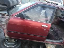 Дверь передняя левая Toyota Carina 170
