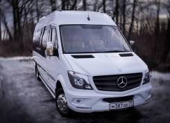 Mercedes-Benz Sprinter. Мерседес спринтер, 21 место
