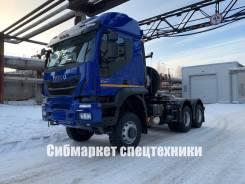 Iveco Trakker. Седельный тягач с высокой кабиной - 500 л. с., 12 880куб. см., 27 000кг., 6x6. Под заказ